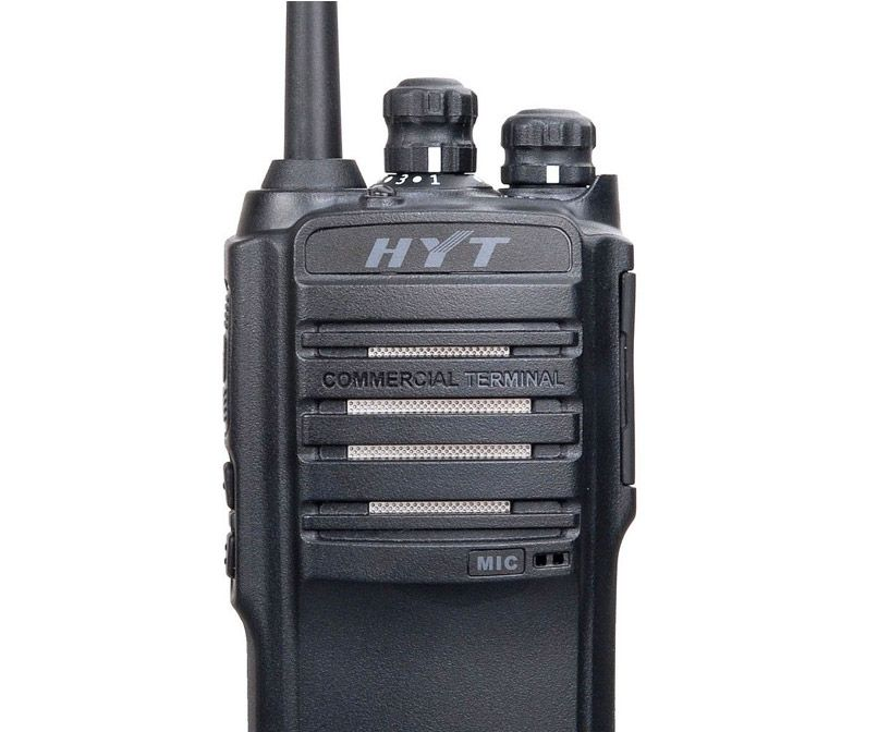 TC446 מתוצרת חברת HYTERA