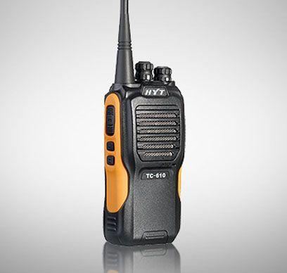 מכשיר קשר העמיד בפני רטיבות TC610
